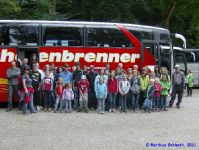 Kinderausflug Tierpark Hellabrunn