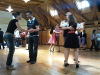 Tanzkurs Landkreislandjugend