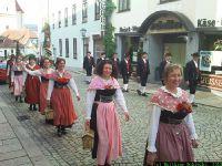 Volksfesteinzug