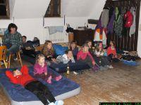 Übernachten im Vereinsheim