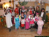 Faschingsgaudi der Kinder- und Jugendgruppe