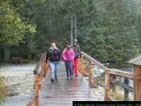 Herbstwanderung - Großer Arbersee